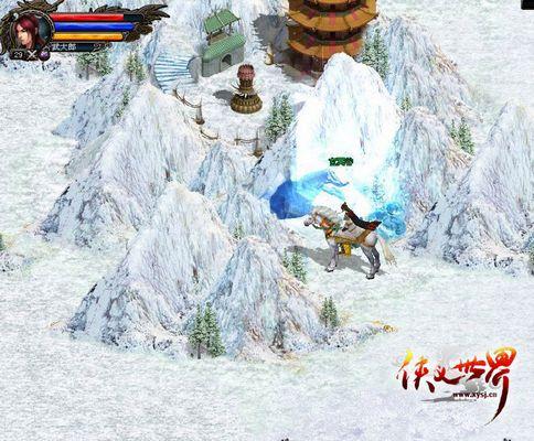 千山暮雪-1732侠义世界OL游戏 1732游戏平台